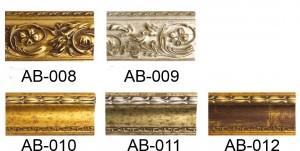 Багетные системы в классическом стиле