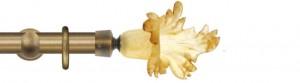 Классический декоративный карниз для гардин