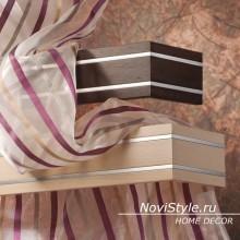 Багетные планки для штор