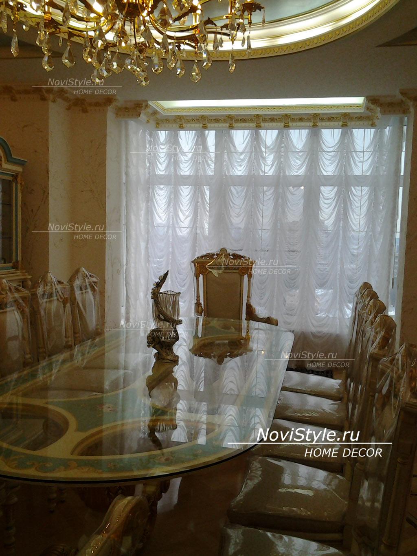Элитные шторы для гостиной