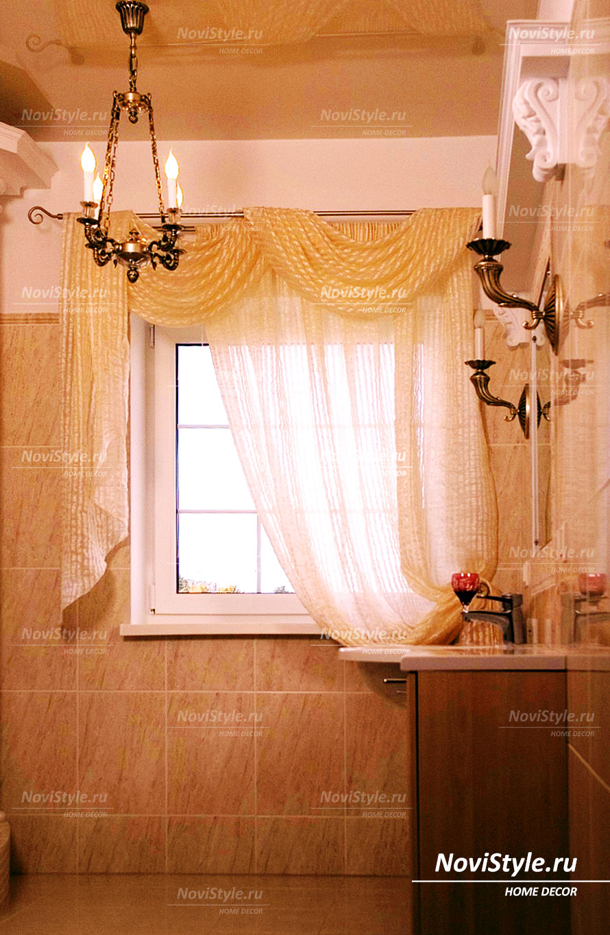 Окна своими руками в ванне