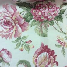 Ткань с цветочками для штор. Принт, Испания Gospa P Donana 12