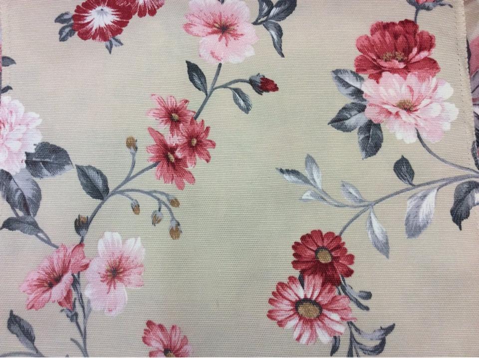 Портьерная ткань для штор. Принт Испания Gema Coord P Paris 12