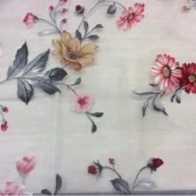 Портьерная ткань для штор из органзы
