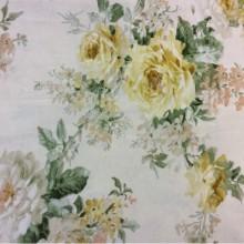 Цветочная ткань для штор в стиле прованс Amelie 1
