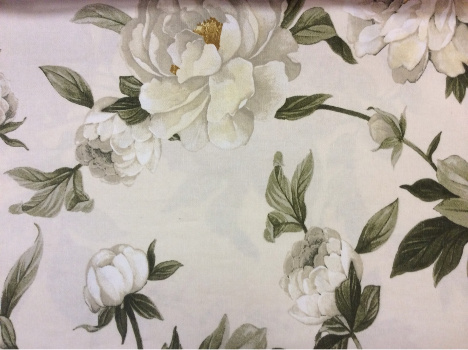 Льняная-хлопковая ткань для штор