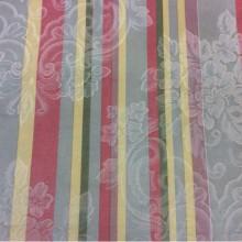 Атласная ткань для штор с цветами 2242/51