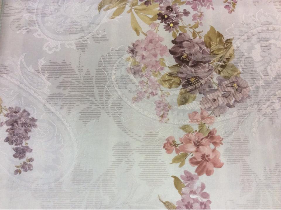 Ткань для занавесок купить в Москве