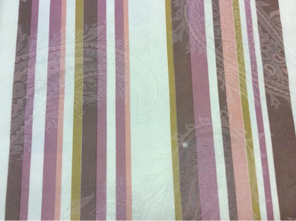 Ткань для занавесок с полосками на заказ в Москве
