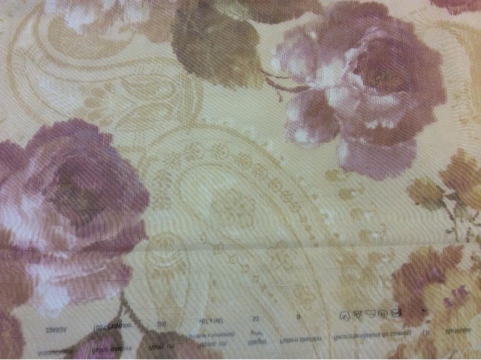 Красивая ткань из органзы купить на заказ в Москве