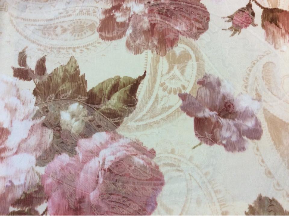 Ткань для штор из атласа и органзы купить на заказ