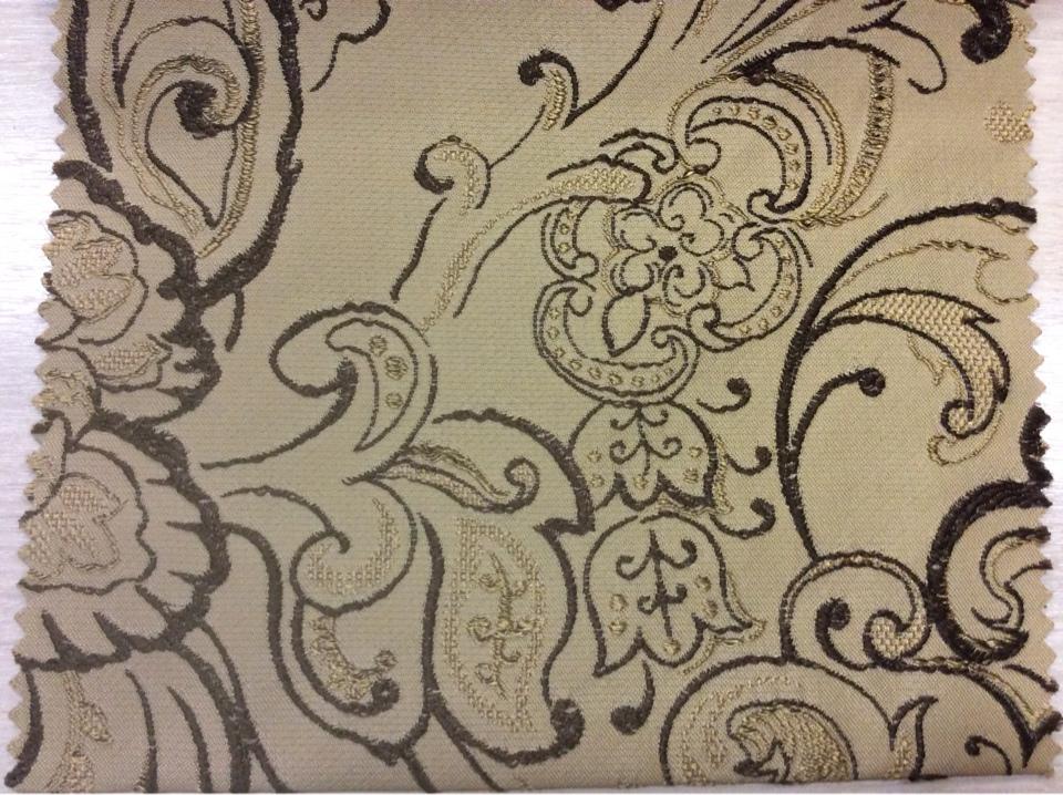 Хлопковая портьерная ткань для штор