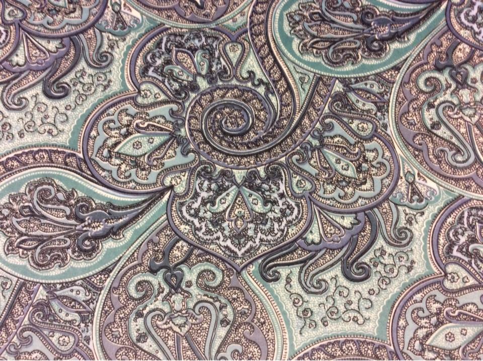 Испанская хлопковая ткань для штор