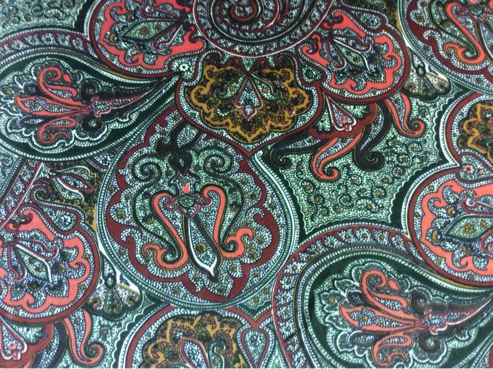 Хлопковая портьерная ткань для штор Испания