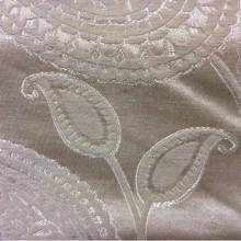 Турецкий атлас, шенил портьерная плотная ткань для штор 1414 цвет: V-1131. Турция, цвет бежевый