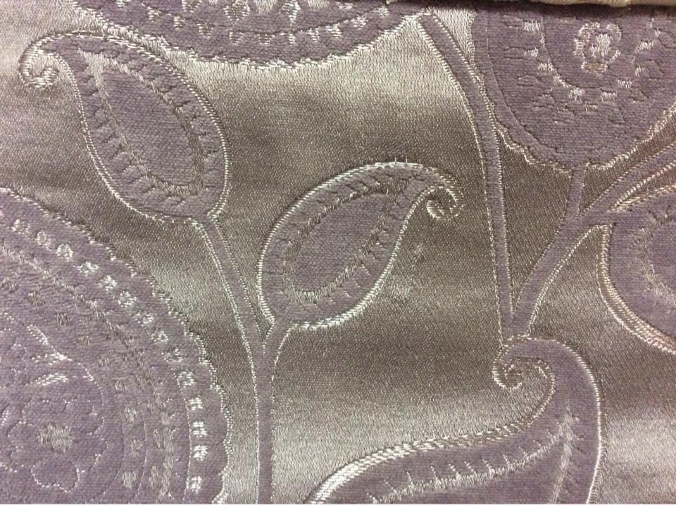 Сиреневая портьерная ткань для штор