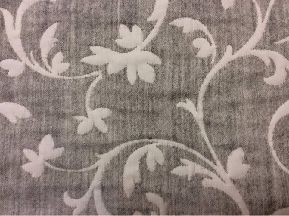 Красивая шерстяная ткань из хлопка Rommey, цвет Gris 06. Европа, Испания, портьерная, ткань для покрывала. Серый фон, ткань двухсторонняя купить