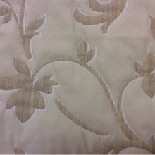 Двухсторонняя шерстяная ткань в стиле арт-нуво Rommey, цвет Beige 30. Европа, Испания, портьерная, ткань для покрывала. Бежевый фон, ткань двухсторонняя