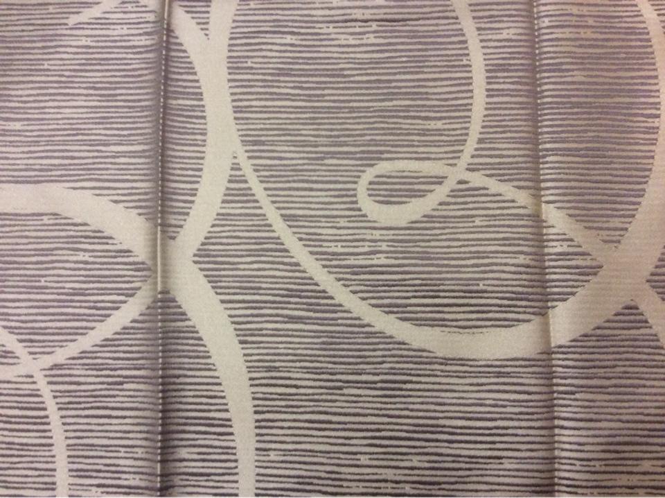 Красивый, шикарный, дорогой турецкий атлас для штор Des: J - 12122, col: 7813. Европа, Турция, портьерная ткань для штор. Фон баклажанного оттенка с гибкими линиями купить
