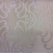 Испанская ткань в стиле барокко Elizabeth col. 10. Европа, Испания, портьерная. Ванильный фон, ванильный принт