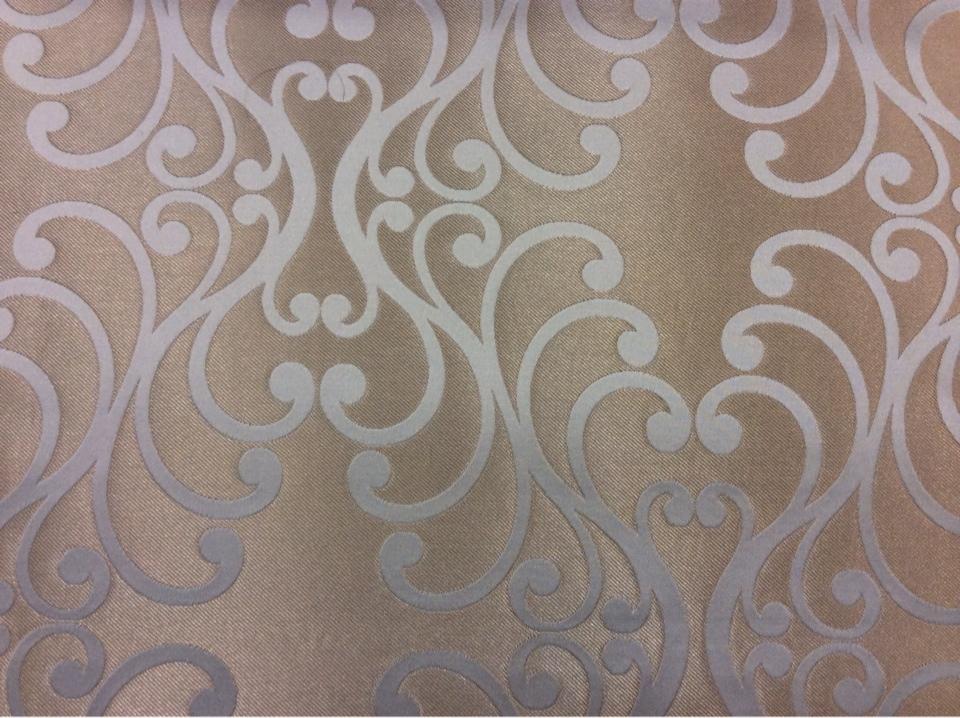 Испанская хлопковая ткань, атлас, стальной фон, дымчатый принт Elizebeth col. 07. Европа, Испания, портьерная купить