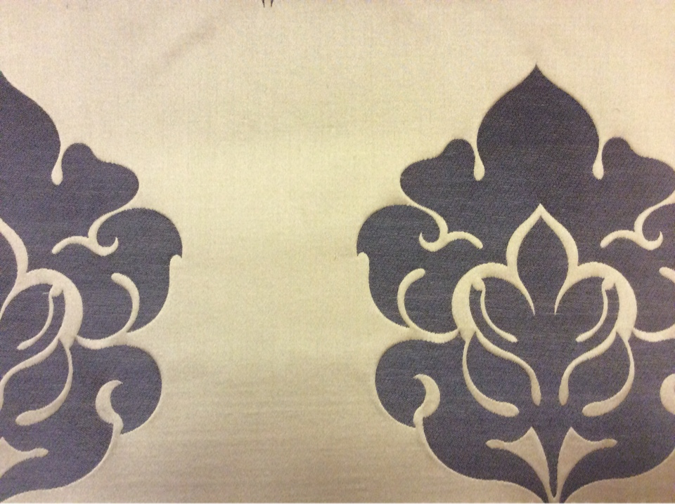 Льняная ткань в стиле барокко купить 2358/20. Европа, Италия, портьерная ткань средней плотности. Бронзовый фон, орнамент цвета венге купить