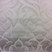 Лён с принтом в стиле арт-деко 2366/10. Италия, Европа, портьерная ткань. Ванильный фон, ванильный орнамент