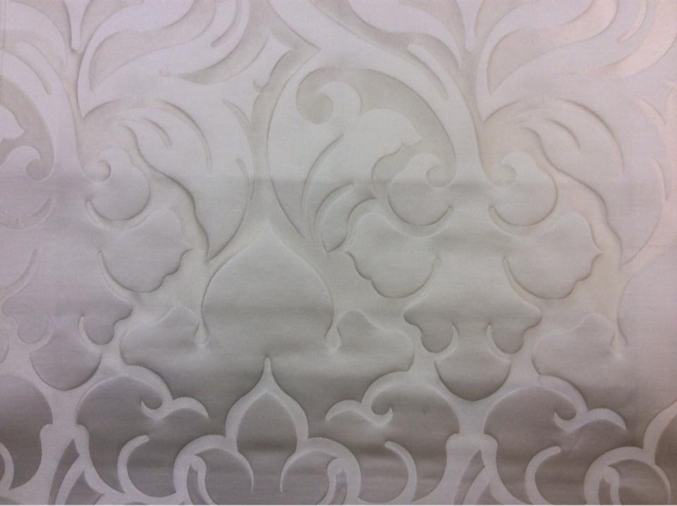 Лён с принтом в стиле арт-деко 2366/10. Италия, Европа, портьерная ткань. 64% полиэстер, 36% лён купить
