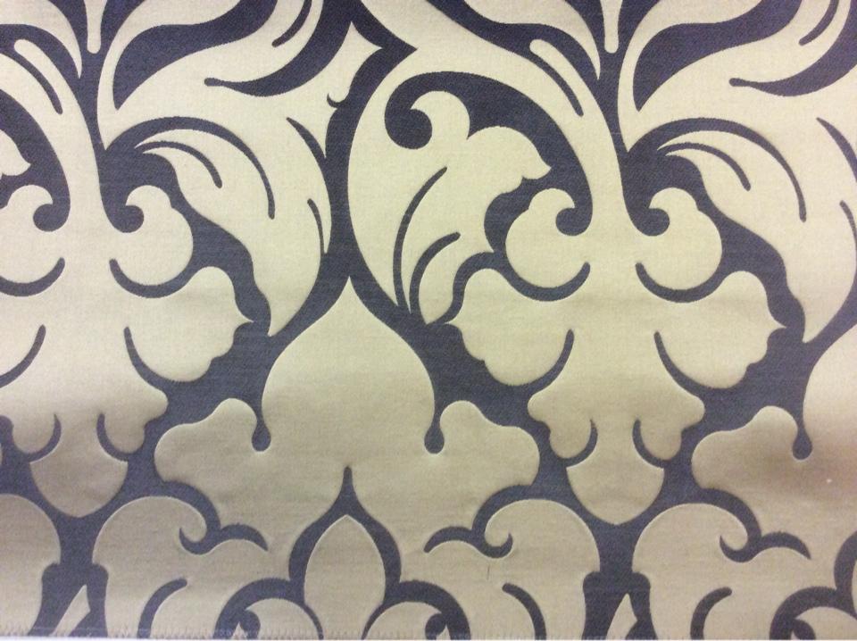 Купить итальянскую ткань в интернете 2366/20. Италия, Европа, портьерная. Фон цвета венге, золотистый орнамент купить