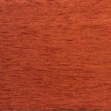 Однотонный шенил с мелким рубчиком купить ткань Aquamarine, col 44. Испания, Европа, портьерная. Терракотово-коралловый оттенок