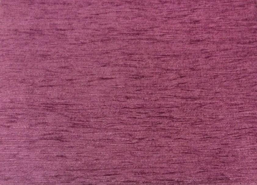 Купить ткань в Москве, однотонный шенил с мелким рубчиком Aquamarine, col 38. Испания, Европа, портьерная. Тёмно-розовый оттенок