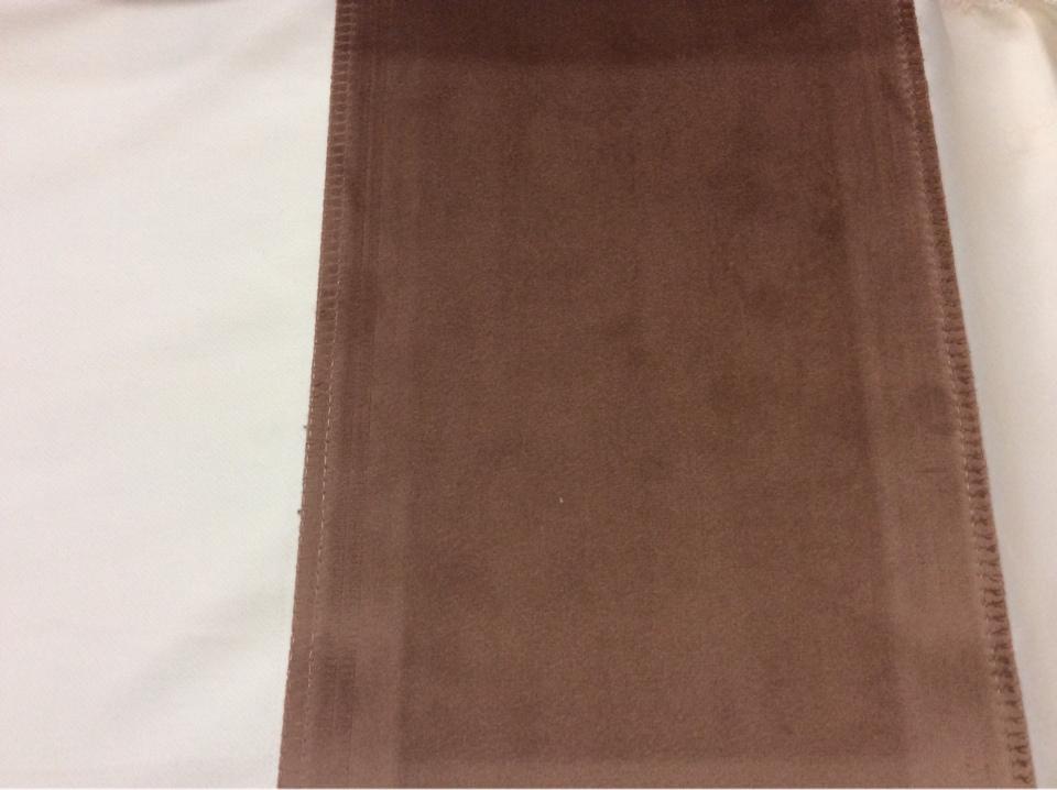 Бархатная ткань индийского красного цвета Haven, col 24. Европа, Италия, портьерная