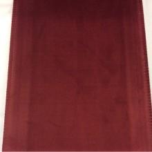 Красивый бархат купить в интернет-магазине ткани Haven, col 28. Европа, Италия, портьерная ткань. Цвет ткани — кармин