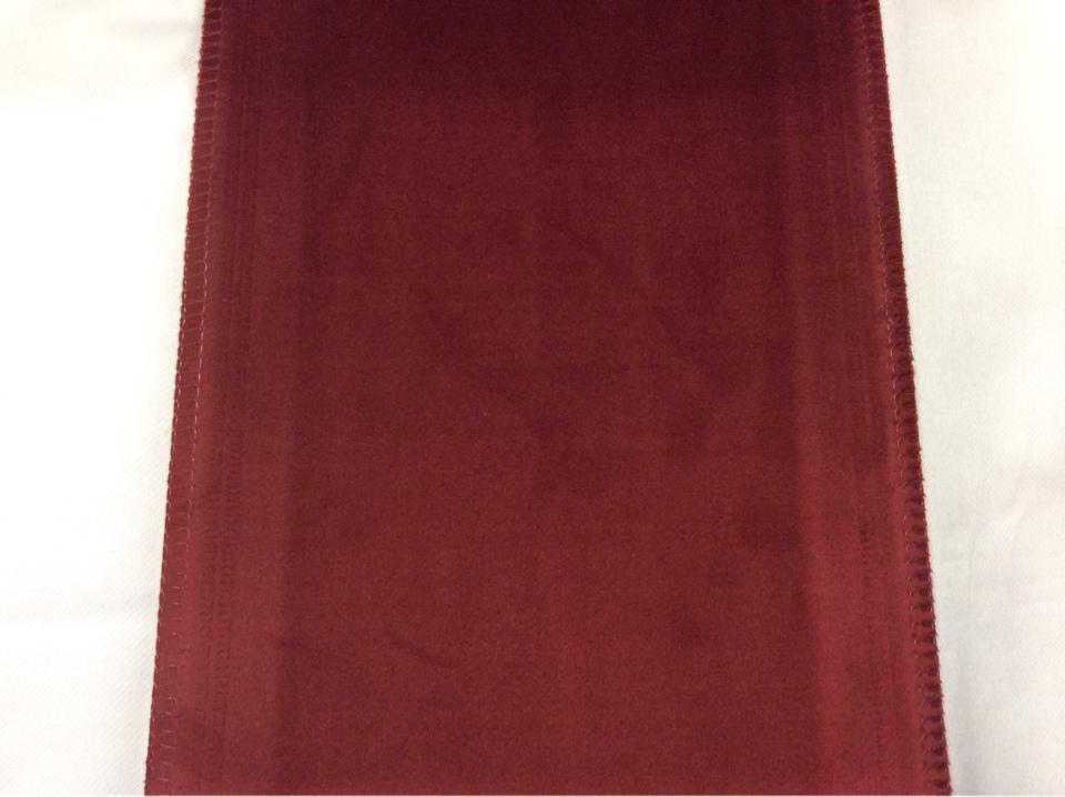 Красивый бархат купить в интернет-магазине ткани Haven, col 28. Европа, Италия, портьерная ткань. Цвет ткани - кармин