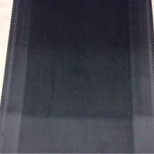 Купить роскошный бархат с эффектом пыльного покрытия Haven, col 39. Италия, Европа, портьерная ткань. Цвет угольный