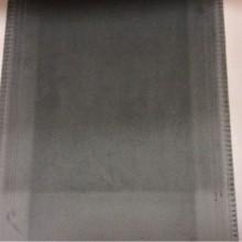 Роскошный бархат с эффектом пыльного покрытия Haven, col 41. Италия,  Европа, портьерная ткань. Голубиный цвет
