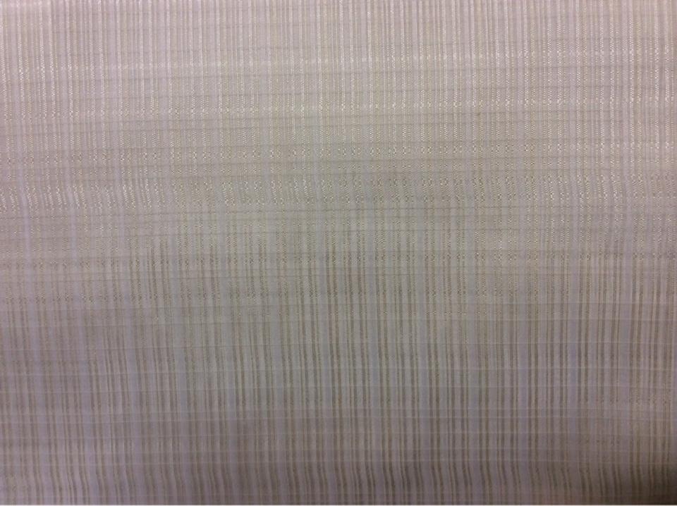Купить тонкую тюлевую ткань с клетчатой фактурой ( органза). Европа, Италия, тюль. Оттенки белого и светло-золотистого цвета