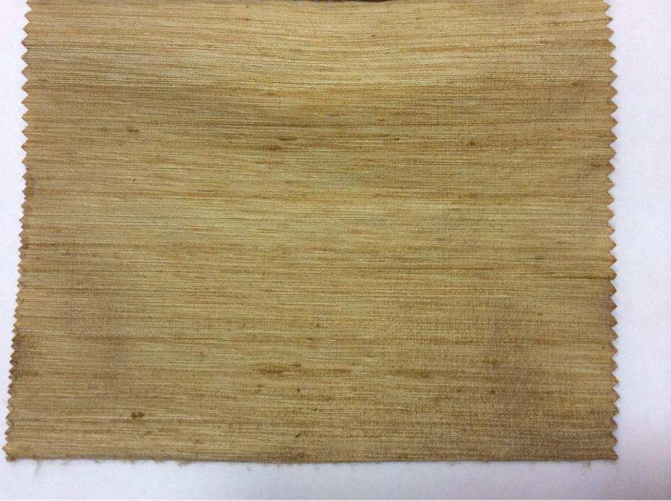 Купить шелк в интернет магазине Москвы Gabriella, col 030. Индия, портьерная ткань. Золотистый оттенок, меланж