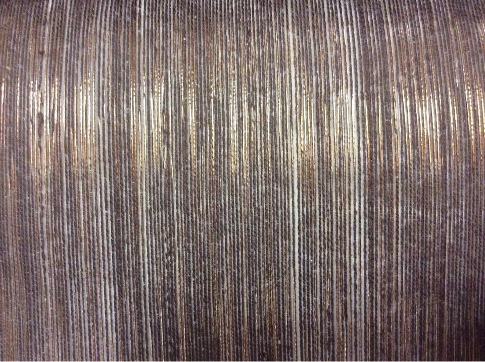 Купить ткань для гостиной, студии, спальни, в кабинет, для детской Palmyra, col 30. Италия, плотный тюль. Шоколодный, золотисто-медный оттенки