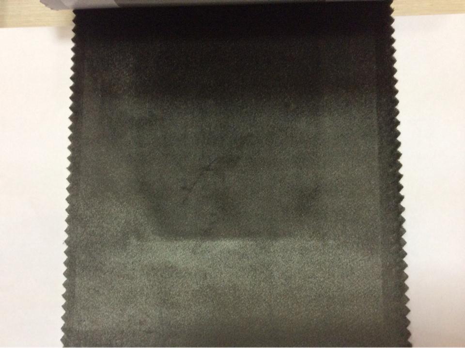 Элитный бархат в Москве цвета антрацит 2419/62. Италия, каталог, портьерная ткань для штор