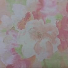 Портьерная ткань оптом со склада  в Москве Andy, col 1076. Турция, портьерная. Яркие размытые цветы