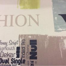 Ночные шторы. Портьерная ткань блэкаут Soho, col 1013. Турция, газетная тематика в стиле поп-арт