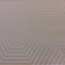 Итальянская ткань для штор в стиле арт-деко, хай-энд, минимализм, кубизм Арт: 2542/14. Геометрический рисунок золотисто-кремовых оттенков