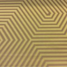 Заказать ткань с геометрическим рисунком в оттенках цвета бронзы и цвета хаки Арт: 2542/51. Итальянский каталог