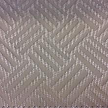 Купить материал для штор с геометрическим рисунком в интернет-магазине Арт: 2536/63. Фотография портьерной ткани из итальянского каталога. Геометрический объёмный рисунок в серебристо-серых тонах