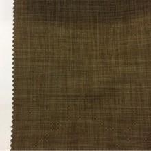 Ткань блэкаут с геометрическими хаотичными линиями тёмно-оливкового  цвета Ibiza, col 53. Итальянский каталог портьерной ткани для штор в Москве