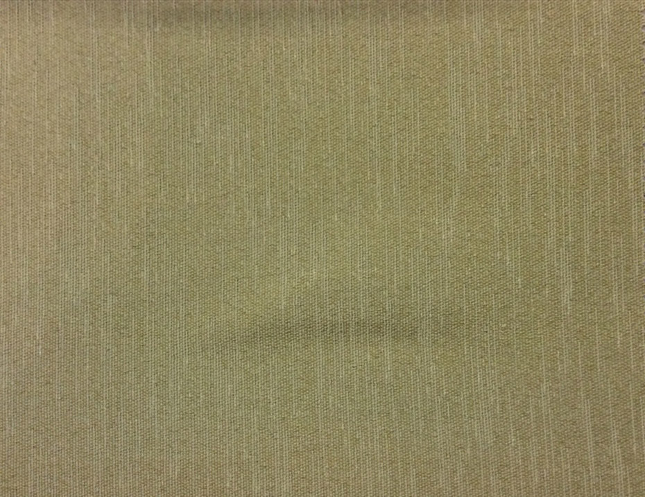 Ткань блэкаут с вертикальными хаотичными рисками бледно-оливкового оттенка Ibiza, col 70. Итальянский каталог портьерной ткани blackout