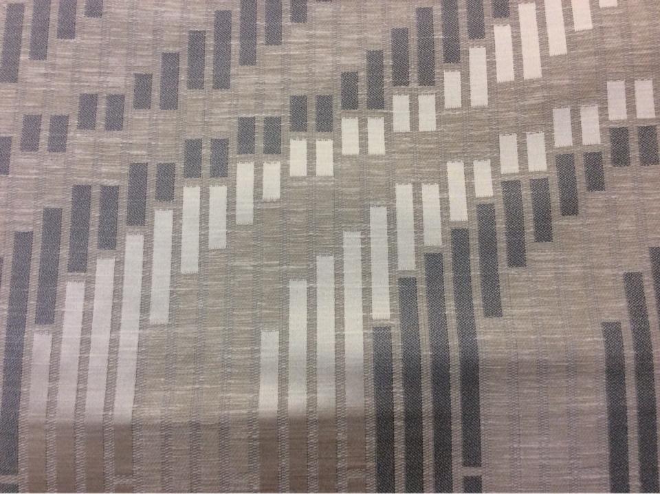 Заказать ткань молочного, серого, серо-бежевого оттенка в магазине ткани Supreme, col Marine. Ширина ткани 1,48 метра. Бельгия, Европа, каталог портьерной ткани для штор.