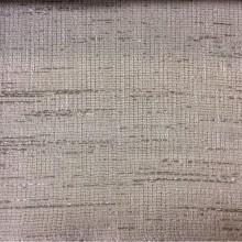 Экологичная портьерная ткань из льна, хлопка, с добавлением люрексной нити шириной 1,52 метра 2601/21. Немецкий каталог ткани, портьерная ткань для штор. Бежево-серый оттенок