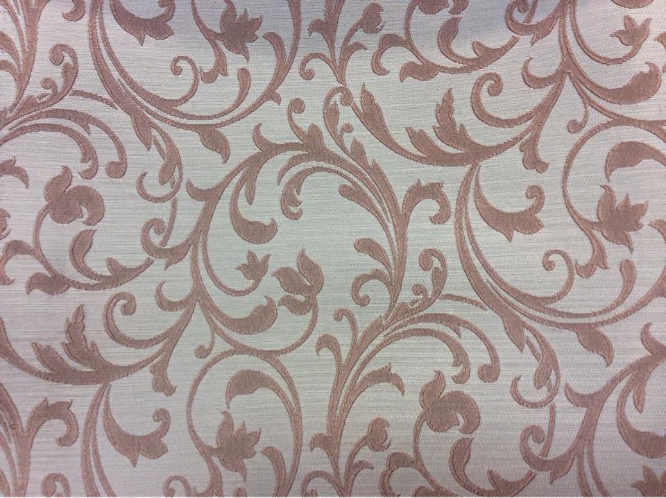 Купить жаккардовую портьерную ткань с растительным орнаментом, Top Milana, col 040, Бельгийский каталог жаккардовой ткани для штор на заказ.